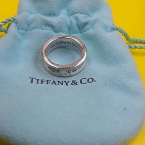 Authentic Tiffany and Co 925 band